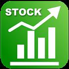 Aktien: Welt Börsen, Finanzen - Große Schriftart icon