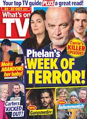 What's on TV Magazine