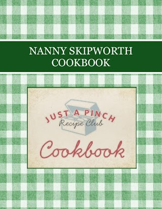 NANNY SKIPWORTH COOKBOOK