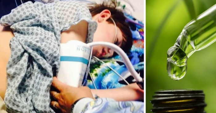 Boy Denied Life-Saving Treatment Because He Used Cannabis Oil To Treat Seizures