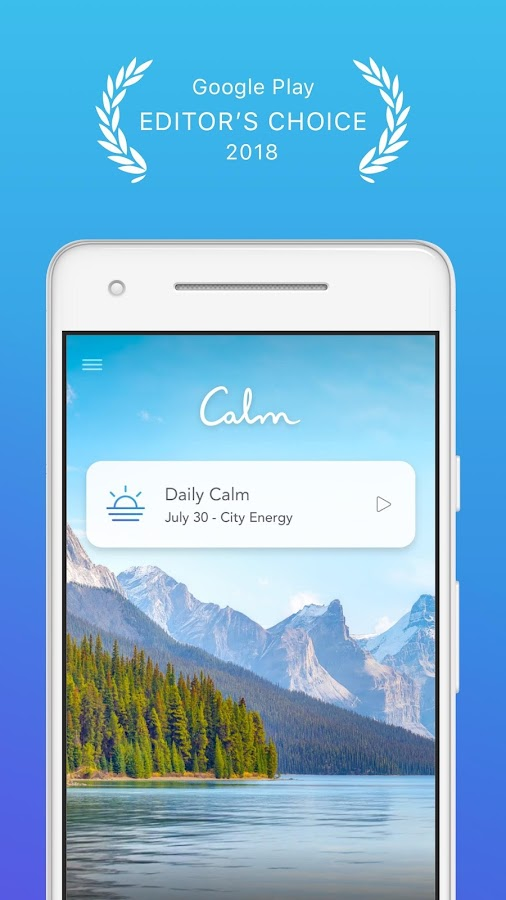 Calm - Meditate, Sleep, Relax- screenshot
