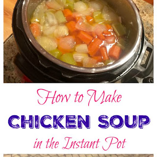Organic Chicken Soup With Vegetables Recipes