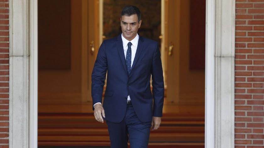 Pedro Sánchez ha sido el ganador de estas elecciones pero el PSOE ha perdido tres escaños.