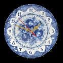 Ornament Clocks Live Wallpaper icon
