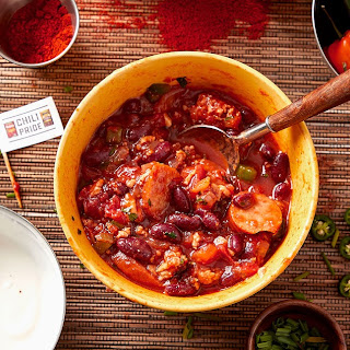 Bush's® Spicy Creole Chili.