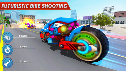 Dog Robot Transform Moto Robot Transformation Game filehippodl screenshot 7