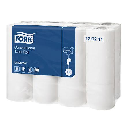 Toalettppr Universal T4 24/bal