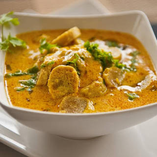 Rajasthani Gatte Ki Sabzi Recipe (Gram Flour Dumplings in Yogurt Curry).