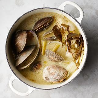 Coconut-Clam Stock
