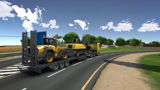 Drive Simulator 2020 screenshot 1