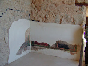 Photo: Once the ramp was completed, the Romans laid siege to the fortress.