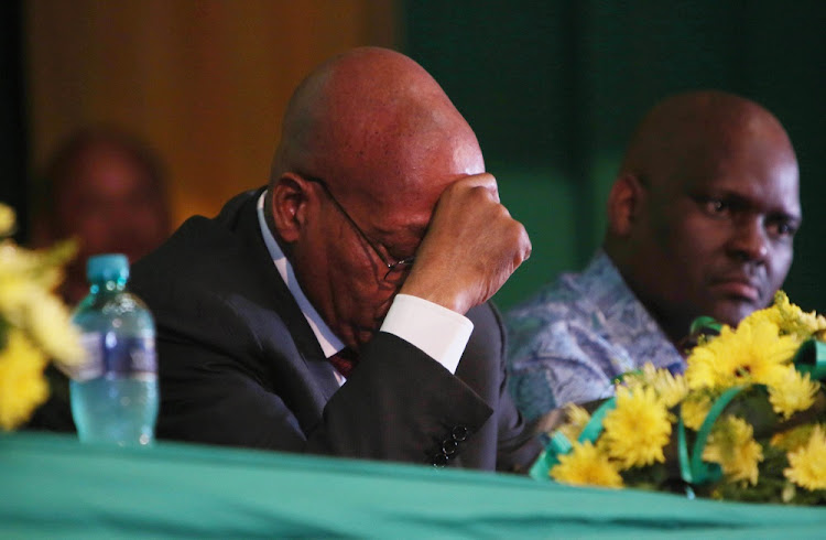 ANC has resolved to recall Jacob Zuma as the head of state but has not given him a deadline to respond.