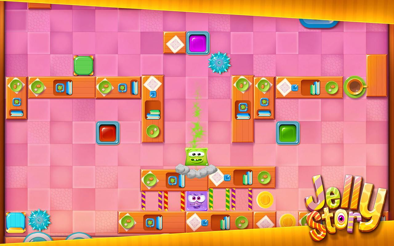 Jelly Story: Logic Puzzles- screenshot