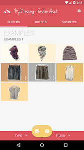 My Dressing - Fashion closet screenshot 0