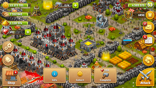 Throne Rush filehippodl screenshot 16