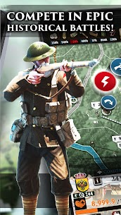 Supremacy 1 Apk Mod +OBB/Data [The Great War Strategy Game] 3