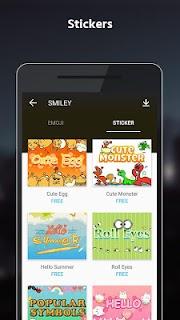 TouchPal Emoji Keyboard screenshot 02