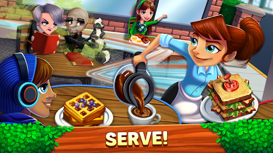 Diner DASH Adventures MOD Apk 1.3.8(Unlimited Coins) 2
