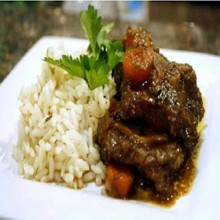 Trinidadian Stew Oxtail