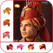Rajasthani Turban Photo Editor