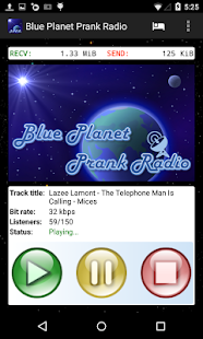 Blue Planet Prank Radio- screenshot thumbnail
