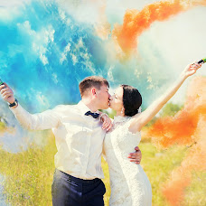 Wedding photographer Anastasiya Bulkina (Kocha). Photo of 27.10.2015