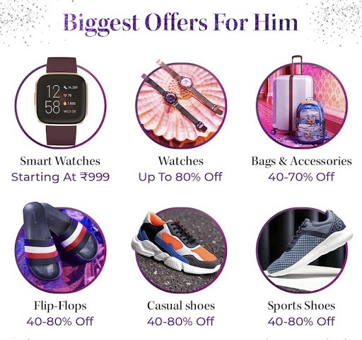 Offers for him - Upshot.ai