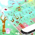 Welcome Spring Keyboard icon