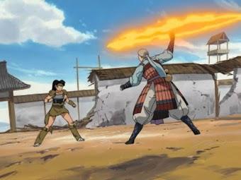 The Big Clash: Banryu versus the Wind Scar