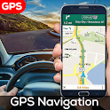 GPS Maps Directions & GPS Navigation Maps icon