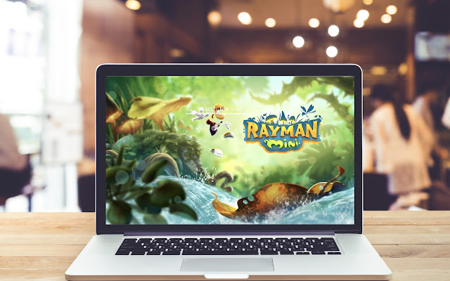 Rayman Mini HD Wallpapers Game Theme