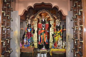 Photo: Ekantha Seva (3rd Bramhothsavam - Divya Saketham - 2012 Apr 29 to May 5)