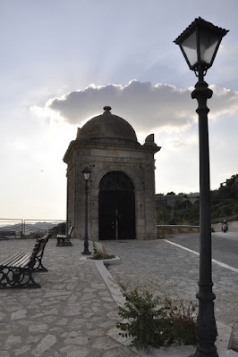 Mussomeli, cappella della Madonna di mbriatore