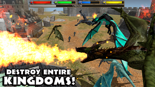 Ultimate Dragon Simulator - screenshot