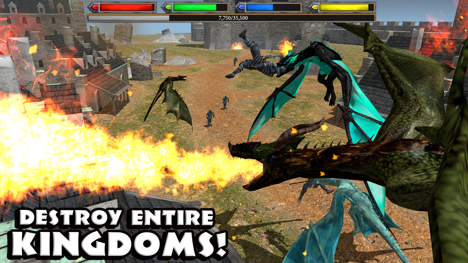 ultimate dragon simulator android apps on google play