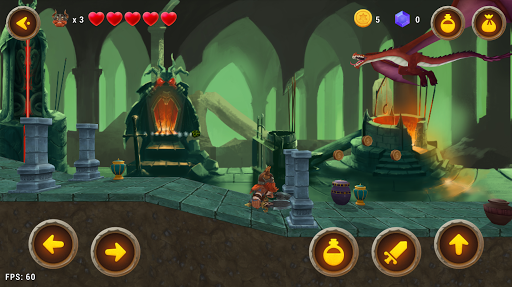 Nine Worlds Adventure - A Viking Saga 1.5.1 screenshots 2