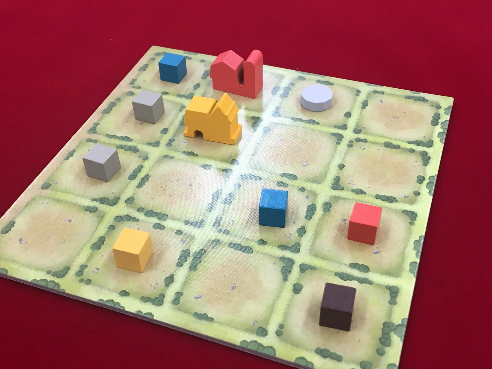 ゲーム概要|【レビュー】タイニータウン (Tiny Towns)