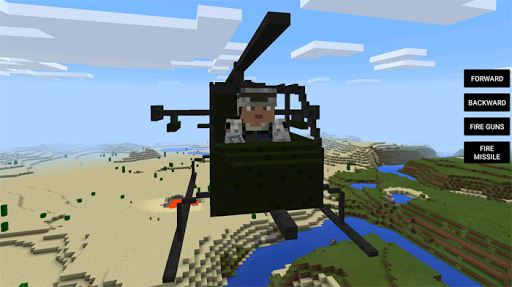 Transport for Minecraft