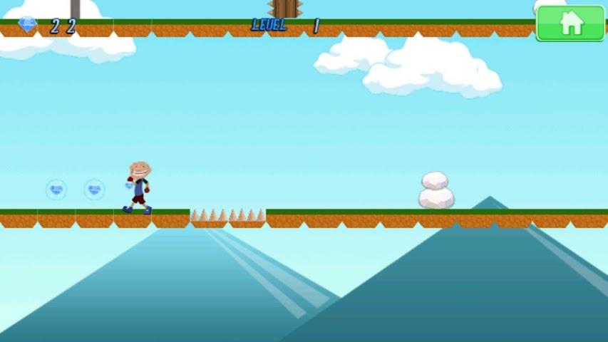 android Troll Run Adventure Screenshot 4