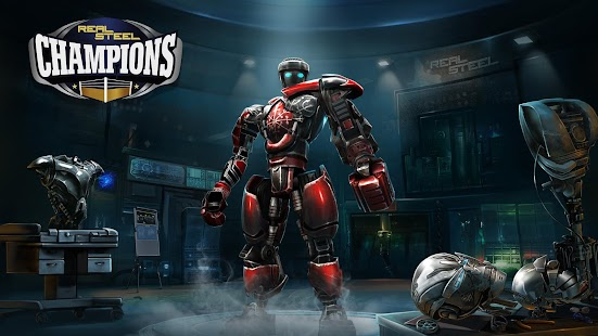 Real Steel Champions para Android