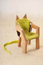 Photo: cat chair