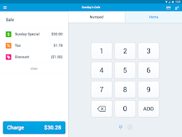 Screenshot of PayPal Here: Get Paid Anywhere