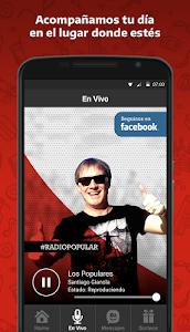Radio Popular screenshot 2