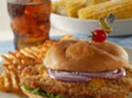 Hoosier Pork Tenderloin Sandwich Recipe