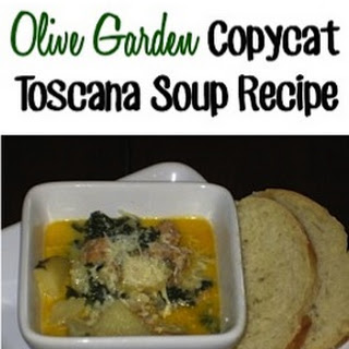 Olive Garden Copycat Toscana Soup
