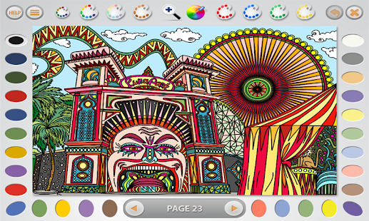 Intricate Coloring 2: More- screenshot thumbnail