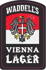 Logo of Waddells Vienna Lager