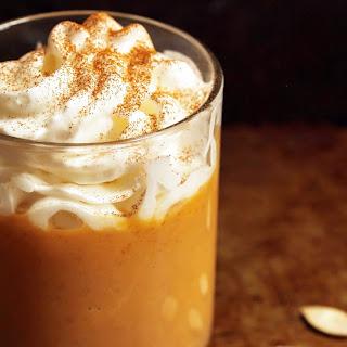 Pumpkin Spiked Lattes Recipe