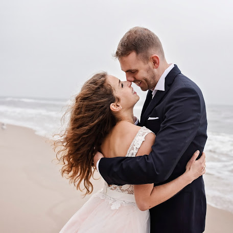 Wedding photographer Katarzyna Mrugała (Mrugala). Photo of 24.01.2018