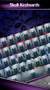 Skull Keyboards - náhled